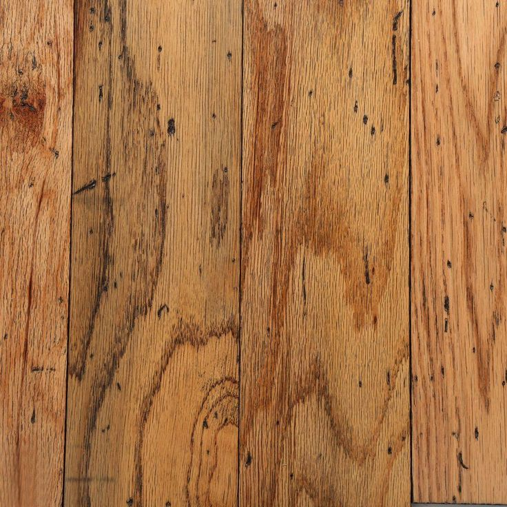 Bruce distressed oak toast 38 in thick x 5 in wide