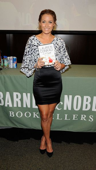 "Lauren Conrad Photos: Lauren Conrad ""LA Candy"" Book Signing"