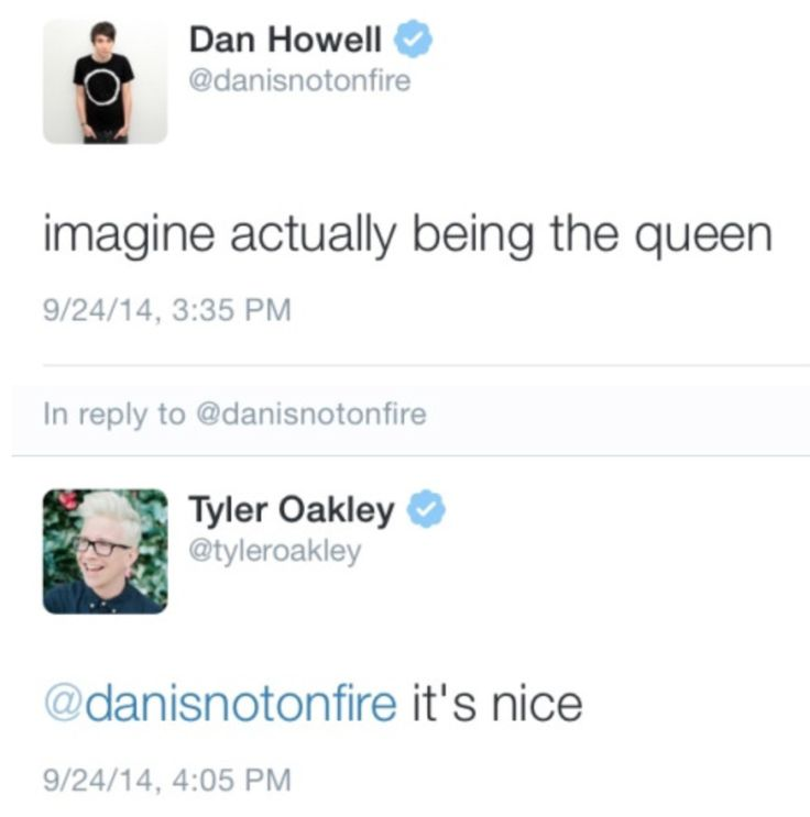 wow tyler<<This is me if someone mentions wanting to be Tyler Oakley to me->>> Tyler is the best