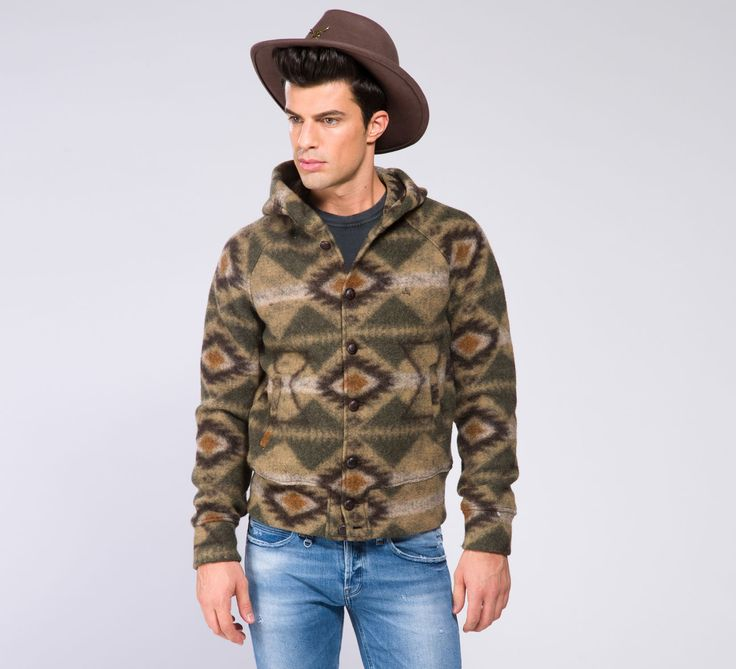 MFL165 - Cycle #cyclejeans #jacket #men #apparel