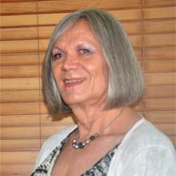 Christine Parker. Seahorse Webmistress and Membership Secretary