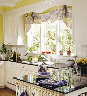 If you have bare windows, we have plenty of stylish window valance ideas to get you covered.
