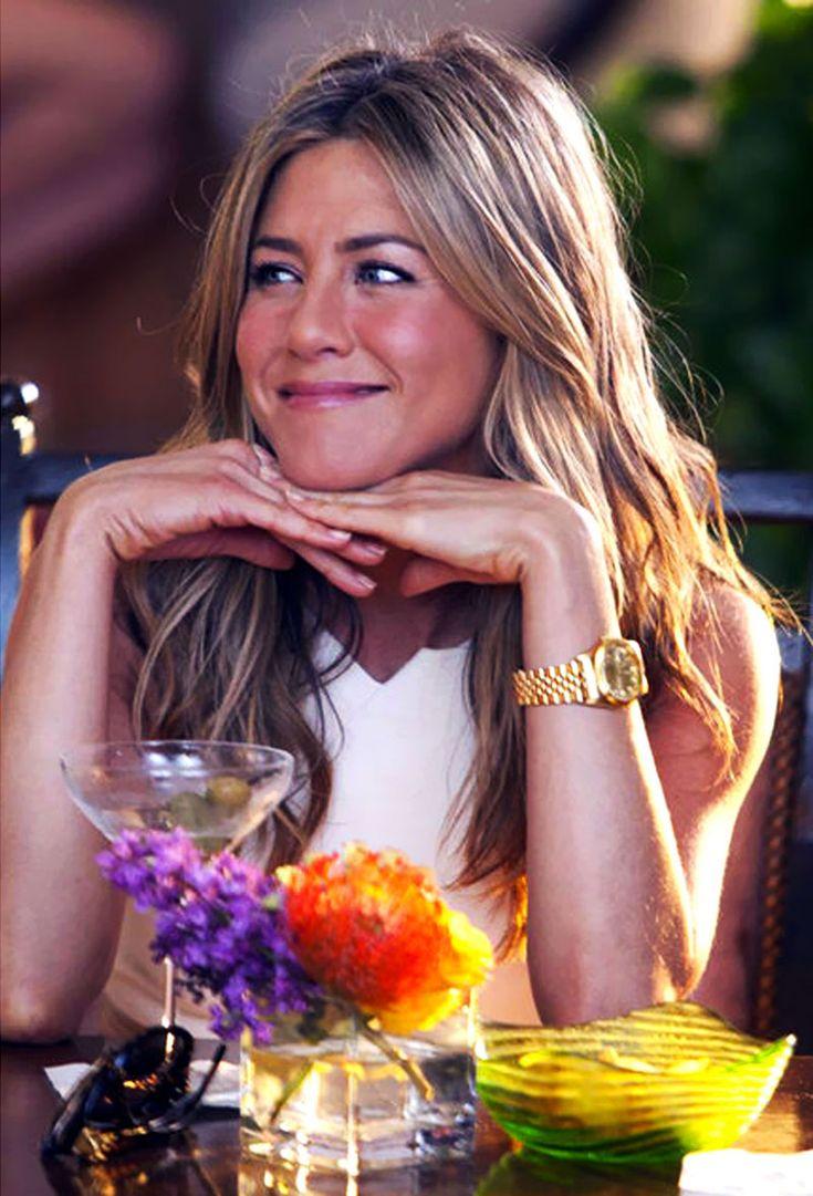 Who Loves Rolex Watches? Jennifer Aniston Loves Rolex Watches!Fashion Watches, Celebrities Watches, Celebrities Fashion, Rolex Watches, Jennifer Aniston, Aniston Style, Aniston Wear, Jennings Aniston, Jenniferaniston
