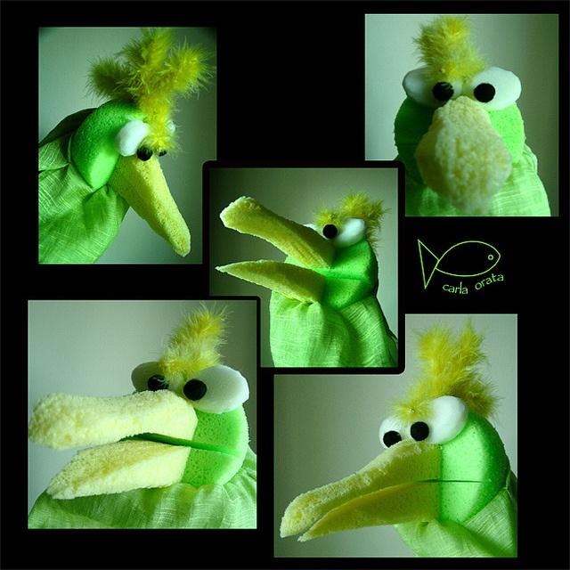 The Greeny Bird