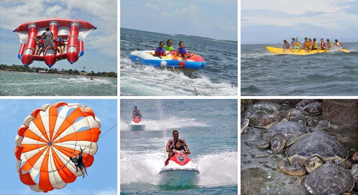 Offer the exciting and fun water activities and great challenge for your holiday in Bali. Tanjung Benoa Bali is the popular water sport sites in Bali. Enjoy the fantastic experience from our water sport activities such as Parasailing, Jet Ski, Banana Boat, Water Ski, Snorkeling, Intro Dive, Wake Board, Glass Bottom Boat to Turtle Island,…Continue reading →