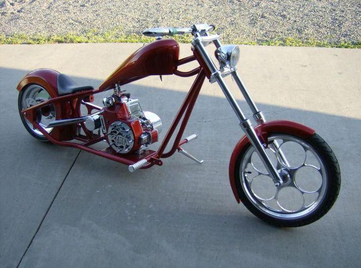 minichopper+motorcycles | Custom mini chopper- mini bike- minibike- show bike, US $250.00, image ...