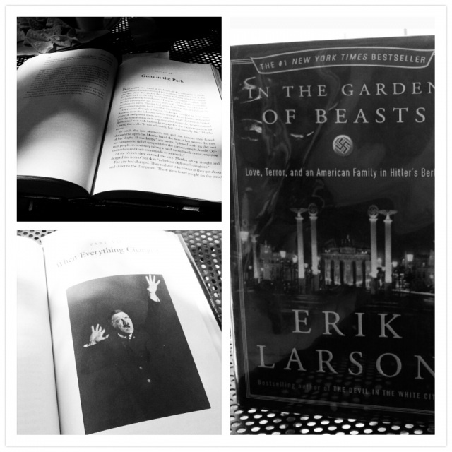 In the Garden of Beasts by Erik Larson a review Erik