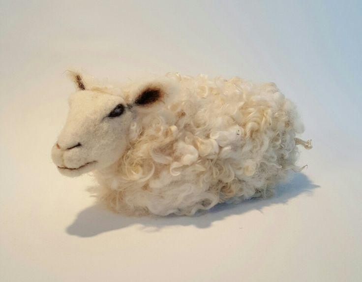 Little sheep. Paulien Sijtsema. www.wolinhout.nl