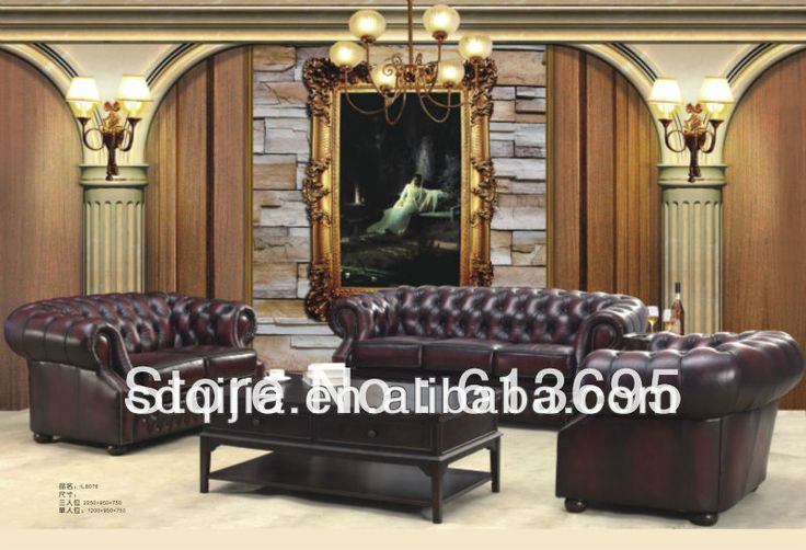 Chesterfield Sofa Manufacturer by leatherarmchair.deviantart.com on @deviantART
