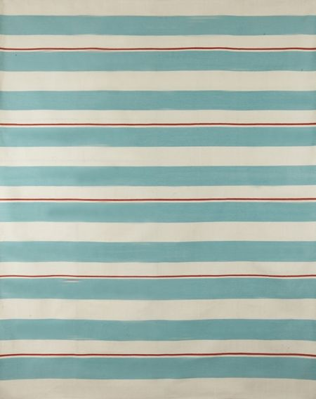 StripedRed Stripes, Decor Carpets, Kids Room, Kid Rooms, Stripes Rugs, Painting Stripes, Showroom Products, Guest Rooms, Teal Rugs