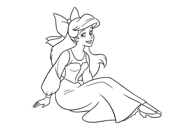 60 best Hobby colouring pages Ariel images on Pinterest Coloring