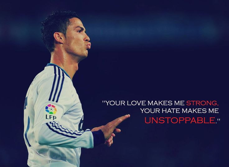 cr7 quotes about messi - photo #23