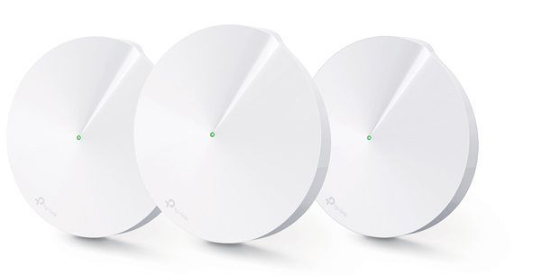 TP-Link Deco M5 Whole-Home Wifi mesh system