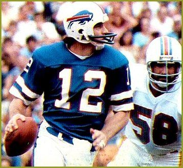 Joe Ferguson...Qb....Bills