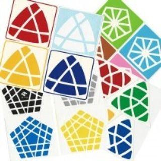 Muchos modelos de stickers para reposición o tuneado  de tus cubos de #rubik #moyu #dayan descúbrelo aquí https:// www.maskecubos.com  Nos gustan  #mefferts #qiyi #shengshou #cuborubik #Rubik #puzzle #speedcube #rubikscubes #cubosmagicos #magiccubes #magic #toy #juguete #toy #juguetes
