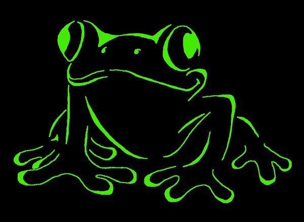 Frog Tatoo by RitRit on DeviantArt