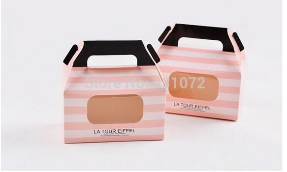 Cheap box jewellery, Buy Quality box rocket directly from China box door Suppliers: Free Shipping 500pcs/lot 2 cupcake Cheese Mousse Cake Box Packing Boxes with pvc window Tow Muffin Box with Window with handle