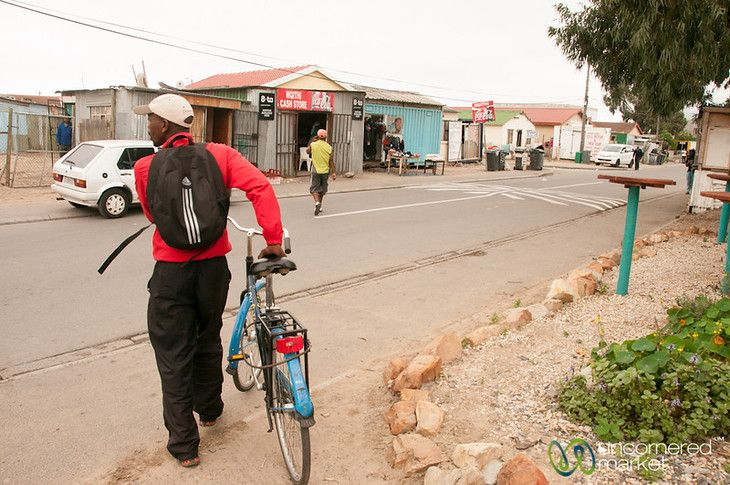 Masiphumelele Township Bicycle Tour - Cape Town, South Africa