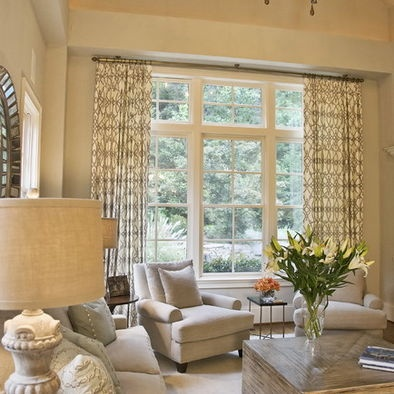 Curtain ideas for great room remodeling ideas pinterest Great room curtain ideas
