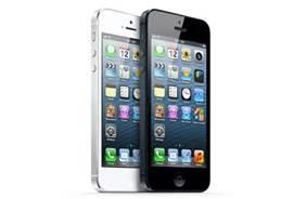 iPhone 5 uk