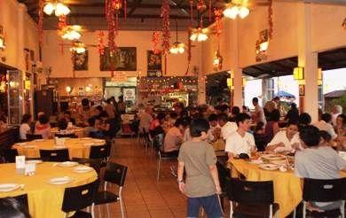 Orkid Ria Seafood Restaurant Langkawi