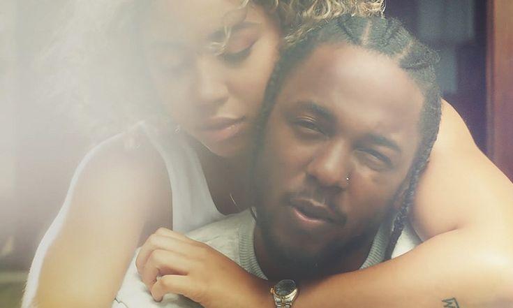 "Kendrick Lamar Shares Romantic Video for ""LOVE.""  http://feedproxy.google.com/~r/highsnobiety/rss/~3/V95ro76Vl7E/"