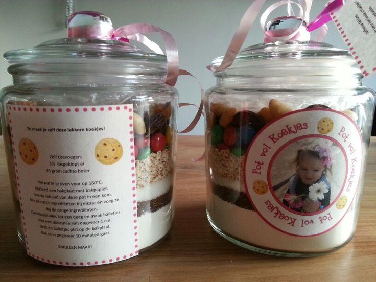 29 best images about pot vol koekjes on pinterest jars tes and good ideas. Black Bedroom Furniture Sets. Home Design Ideas