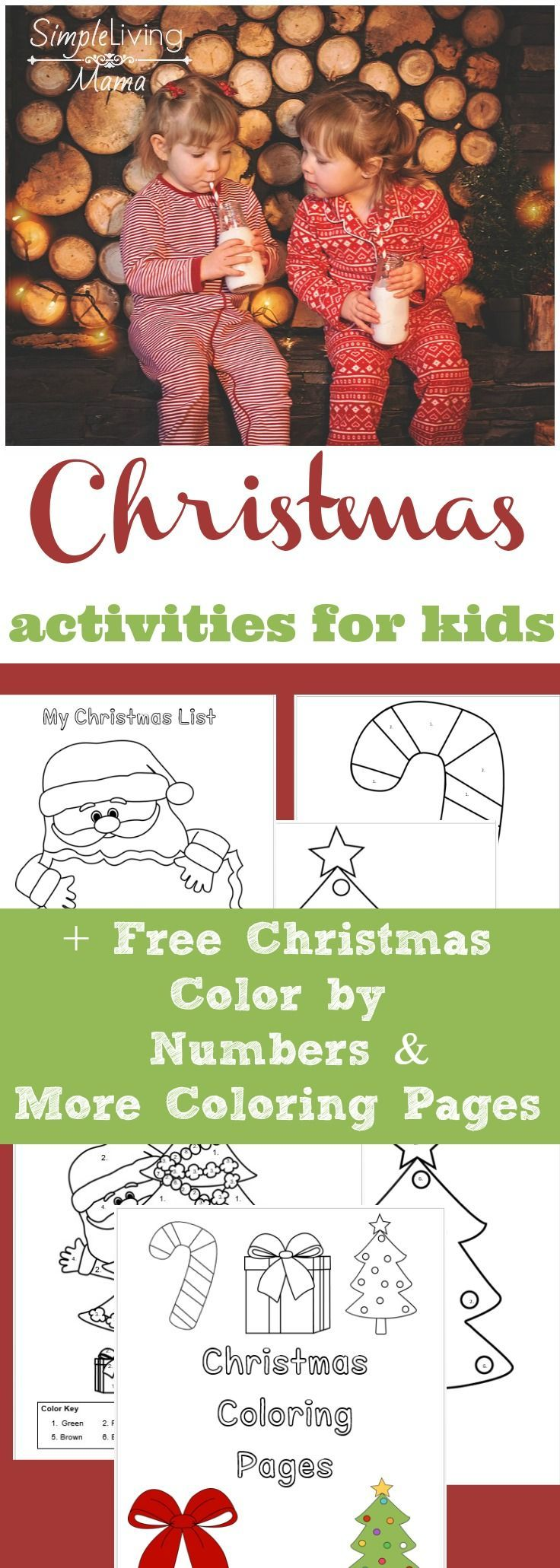 104 best Free Christmas Printables images on Pinterest | Christmas ...