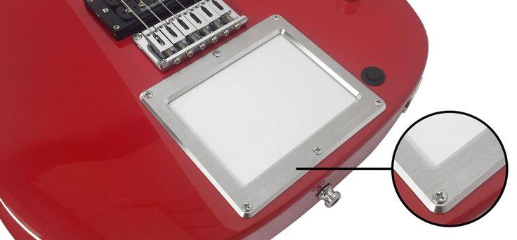 Upgrade with Aluminium Surround for M1D1 Screen