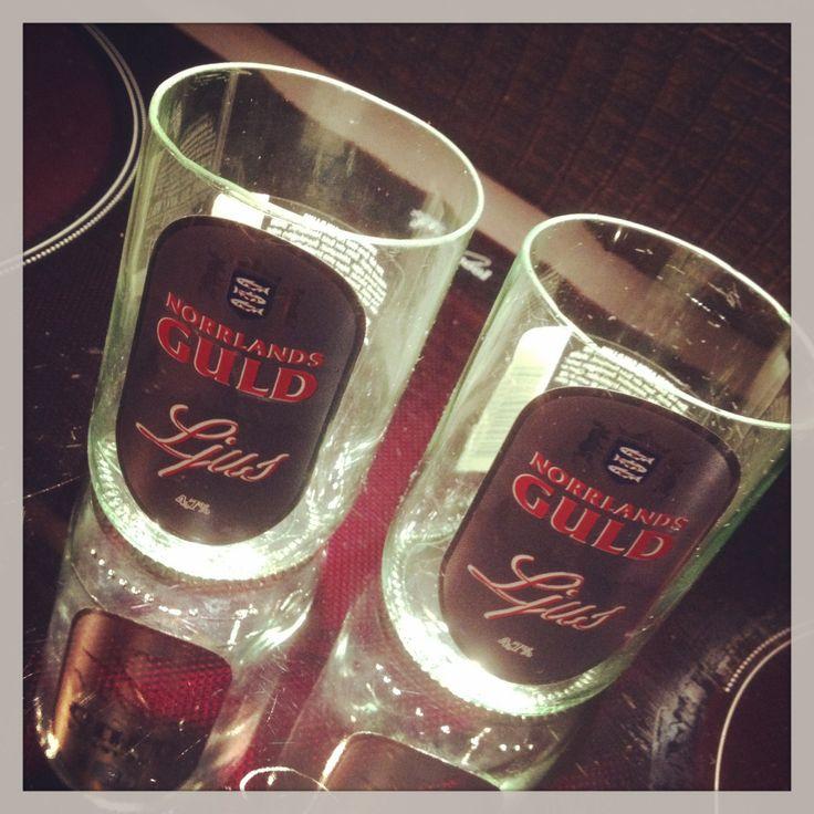 #remake#oldbottle#newglas#återvunnet#glas#nytänk#skål#