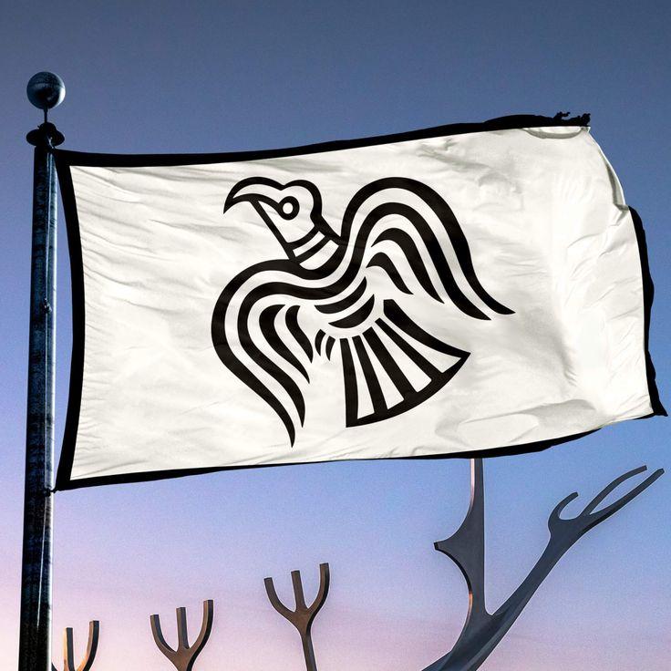 интересуются, знамя викингов картинки летний лагерь