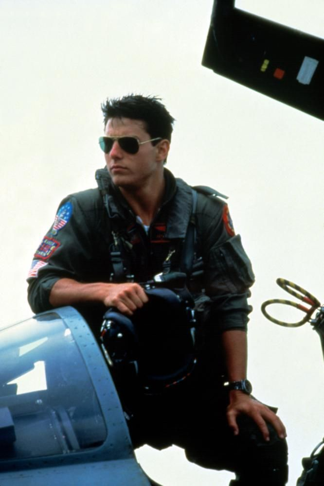 Top Gun (1986) - Tom Crusie
