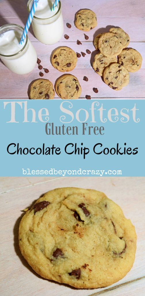 These are unbelievably good! #glutenfree #cookie #blessedbeyondcrazy