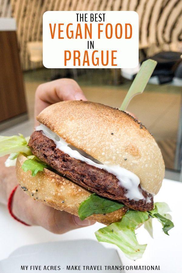 Best Prague Vegan Food Offline Map Guide In 2020 Vegan Travel Vegetarian Travel Travel Food