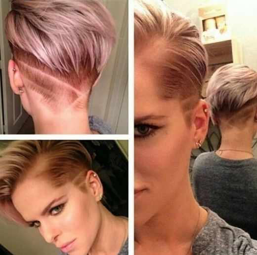 Super 1000 Ideas About Cool Short Hairstyles On Pinterest Haircuts Hairstyles For Men Maxibearus