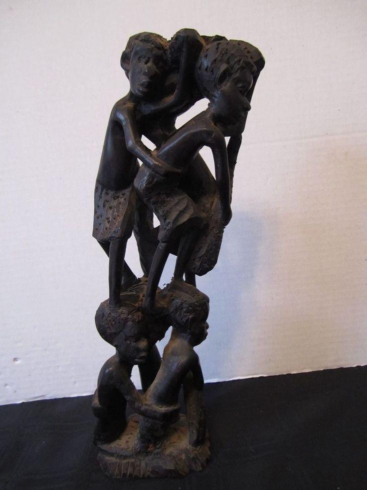 18 Best Makonde Original African Art Carvings For Sale
