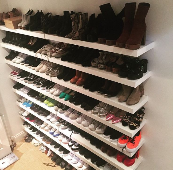 Opbevaring af sko