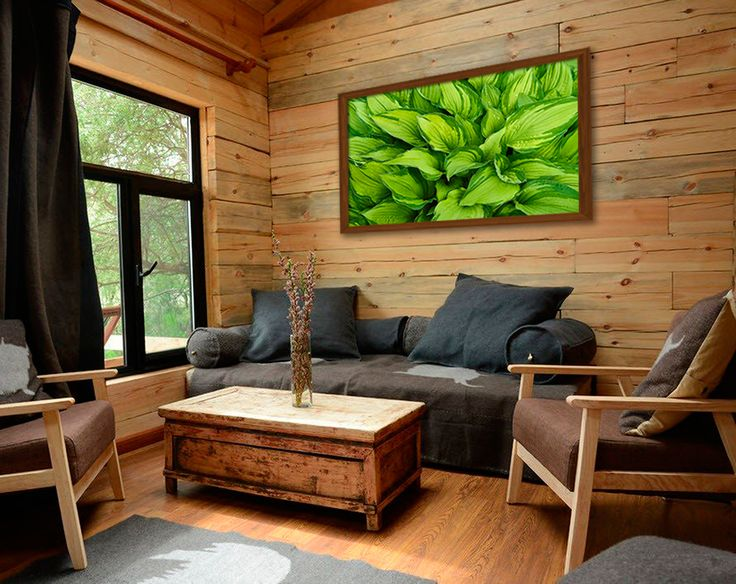 Ecostyle in interior