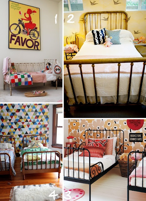 vintage beds <3