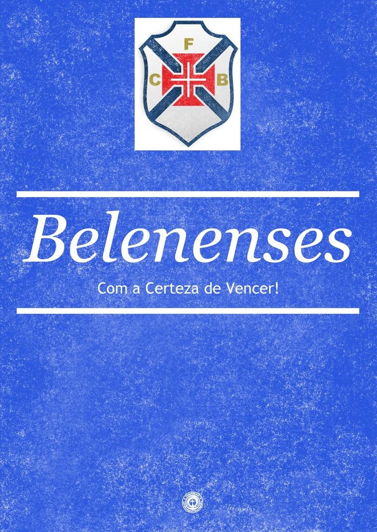 """Unidos """"Com a Certeza de Vencer!""""  Os Belenenses Futebol SAD"""