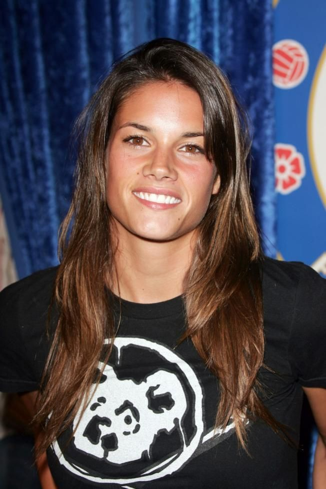 Missy Peregrym! I've always thought she is just soo naturally gorgeous.