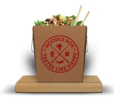 Fresh From The Wok | Noodle Box