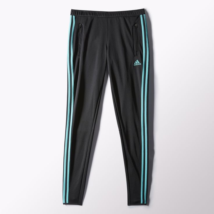 Play beyond the heat and sweat with the women's adidas Tiro 13 Training  Pants. Designed