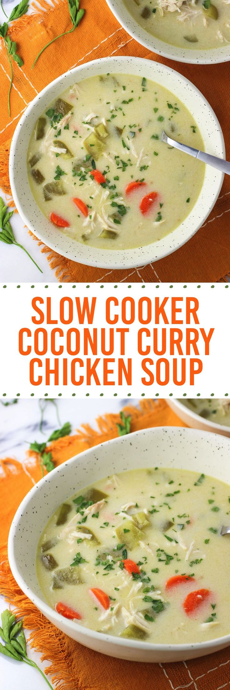 how to make chicken rice soup in crock pot