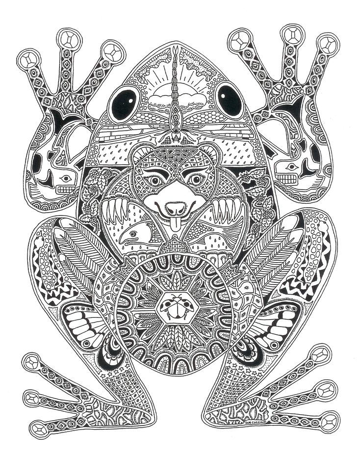 68bb91f6390de66b84292c8693b375f1jpg 14991902 frog coloring pagescoloring - Coloring Pages Frogs Toads