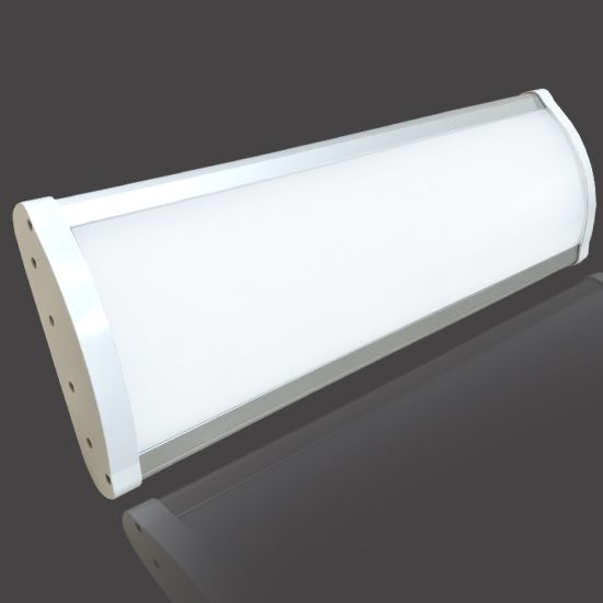 linear high bay light, industrial linear high bay light, linear high bay lighting, linear high bay lighting fixture  80W 100W 150W 200W 300W industrial linear high bay light