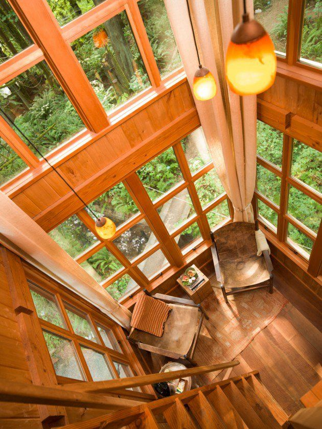 ... Treehouse Masters Treehouse Point