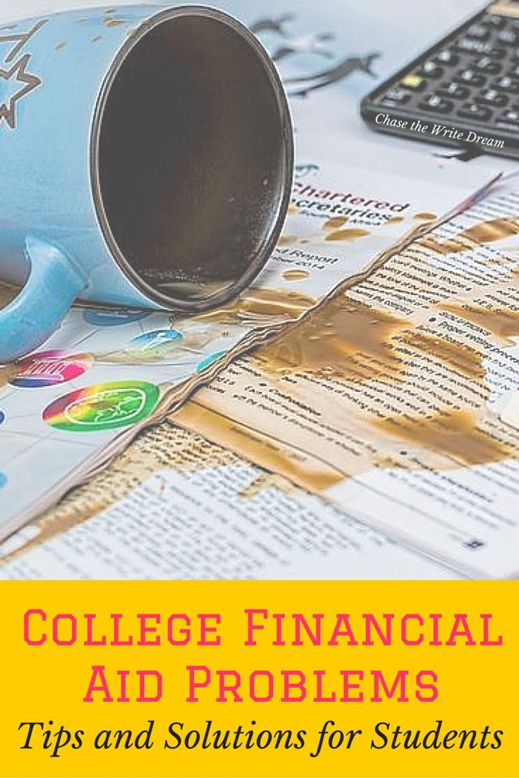 Financial problem of students