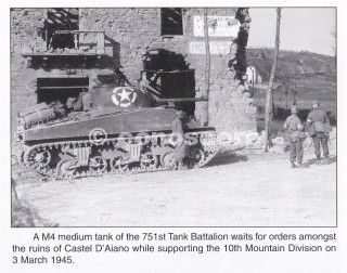 3 marzo 1945 castel d'aiano