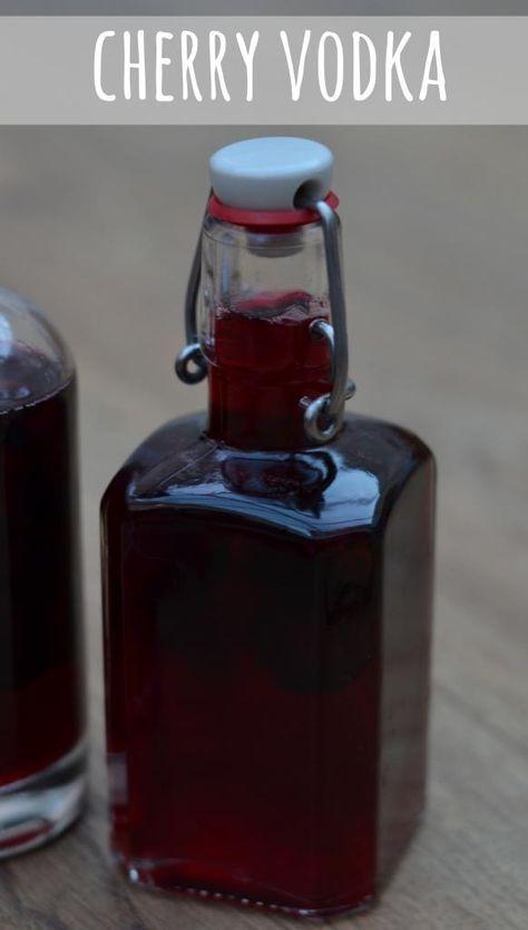 Cherry Vodka